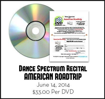 2014 Dance Spectrum