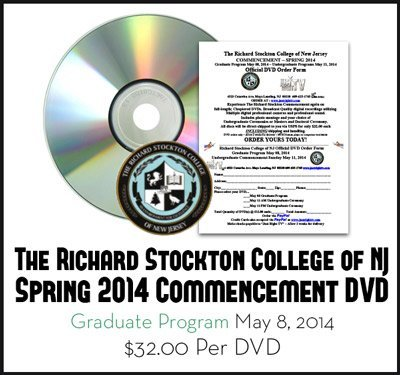 Stockton 2014 Graduation - Graduate