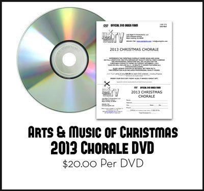 South Jersey Christmas Chorale 2013 DVD