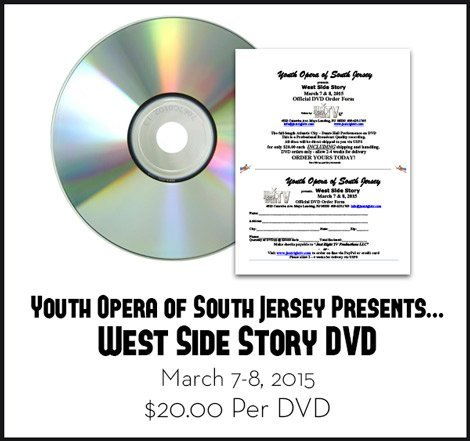 Youth Opera of South Jersey West Side Story