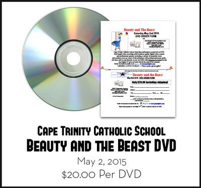 Cape Trinity Catholic School Performance of Beauty and the Beast