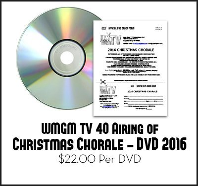 2016 South Jersey Christmas Chorale