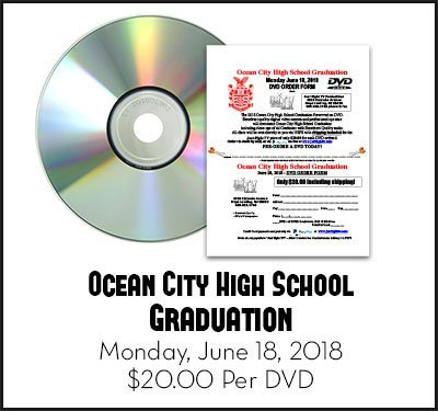 Ocean City High School Graduation 2018