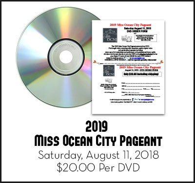 Miss Ocean City Pageant 2019
