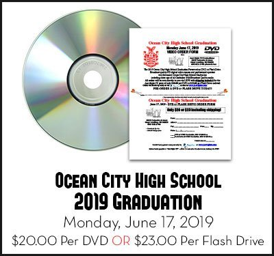 Ocean City High School Graduation 2019