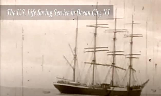 The Life Saving Service in Ocean City, NJ