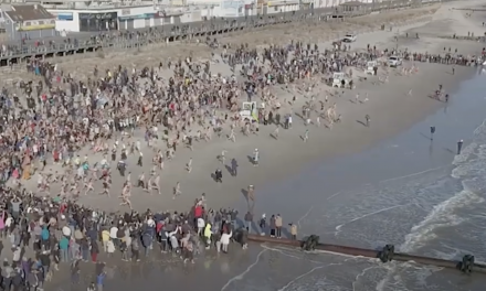 Ocean City, New Jersey's First Plunge and 5k Run/Walk