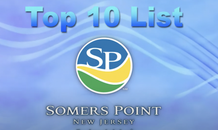 Somers Point, New Jersey – Top Ten List